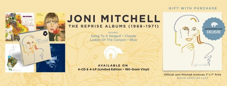 03 JoniMitchell REPRISE Banners Store 1
